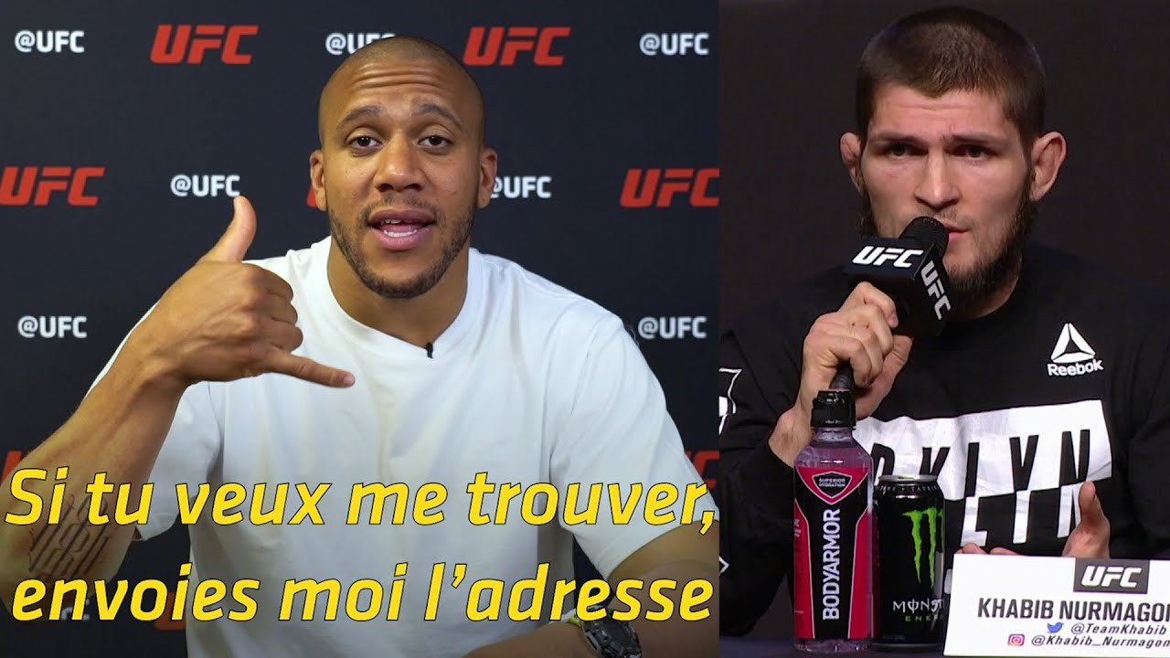 Learn French With Ciryl Gane   Famous UFC One-Liners