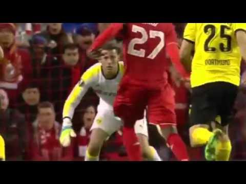 Liverpool vs Borussia Dortmund 4x3 Melhores Momentos