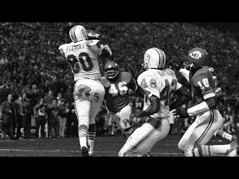 1971 AFC Divisional: Dolphins vs. Chiefs highlights