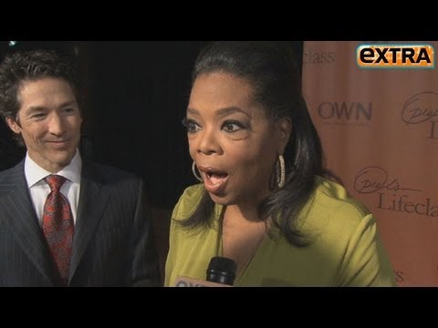 Oprah Reacts to Rihanna and Chris Brown Romance Rumors