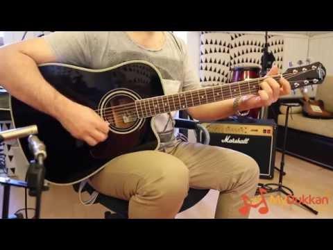Oscar Schmidt OG2-CE - Akustik Gitar İncelemesi (Hızlı Video)