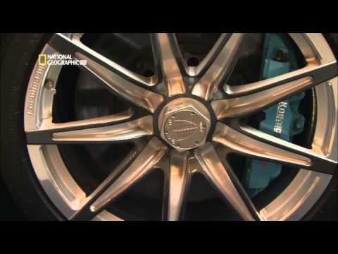 Megafactorias Koenigsegg