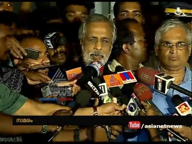 Pinarayi Vijayan calls Jishnu's Mother; Adv Udayabhanu responds
