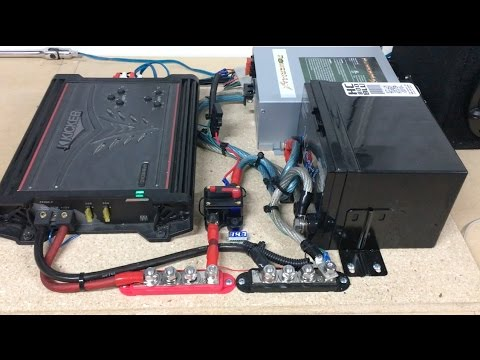Building a Garage Audio System Final Part 5: Walkthrough and Testing