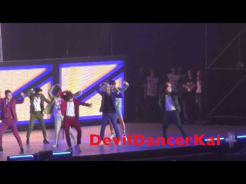 SUPER JUNIOR-D&E '촉이 와' CHOK CHOK DANCE MV REACTION from YouTube · Duration:  3 minutes 13 seconds