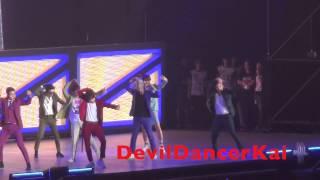 "[HD]20150725 SUPER JUNIOR ""Devil""  EXO FUNNY CUT DAY1"