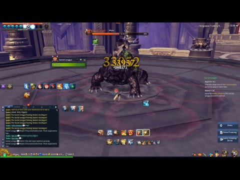 Testing Vt 3 set (raven 9, awakened cosmic 1) featuring 249k lightning dps