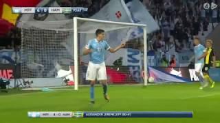 Höjdpunkter Malmö FF - Hammarby IF 4-0 (17-09-17)