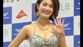 東レは4日、2015年の「東レキャンペーンガール」に宮沢セイラさん(21...