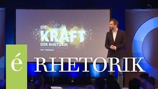René Borbonus - Die Kraft der Rhetorik - Münchner Rednernacht