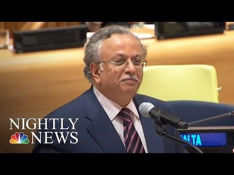 Saudi Arabia To End Ban On Women Drivers | NBC Nightly News