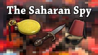 TF2: The Saharan Spy (Your Eternal Reward + Dead Ringer)