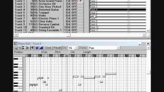 Evolution MIDI Composer - Jubilant Harmonies Original Song by Levus28