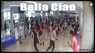 Bella Ciao( Solo + Contra Beginner Line Dace) Demo & Teach