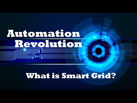 What Is Smart Grid ?