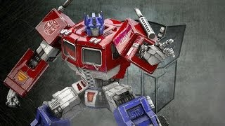 Transformers: Rise of the Dark Spark - Optimus Prime Vignette