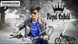 Royal enfield ride 2020 model Blogs video | Royal bullet | sharik Hassan
