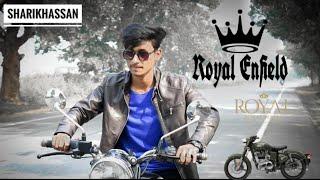 Royal enfield ride 2020 model Blogs video | Royal bullet | sharik Hassan