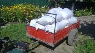 видео перевезення зернових