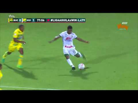 Liga Aguila 2017-II Fecha 5 | Atlético Bucaramanga 0 - 1 Atlético Huila | Win Sports