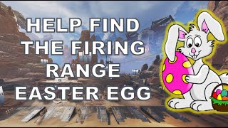 Apex Legends Firing Range EASTER EGG - What We Know and NEW Theories