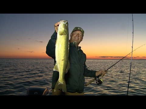 Night Fishing Trophy Walleyes (Tips/ Tricks/ Tactics)