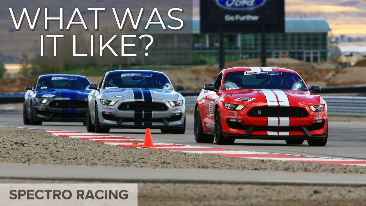 Ford Performance Racing School >> Ford Performance Racing School Shelby Gt350 Full Experience