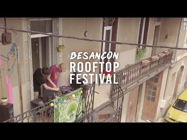 Summit Sound - DJ Set @ Besançon Rooftop Festival 2020
