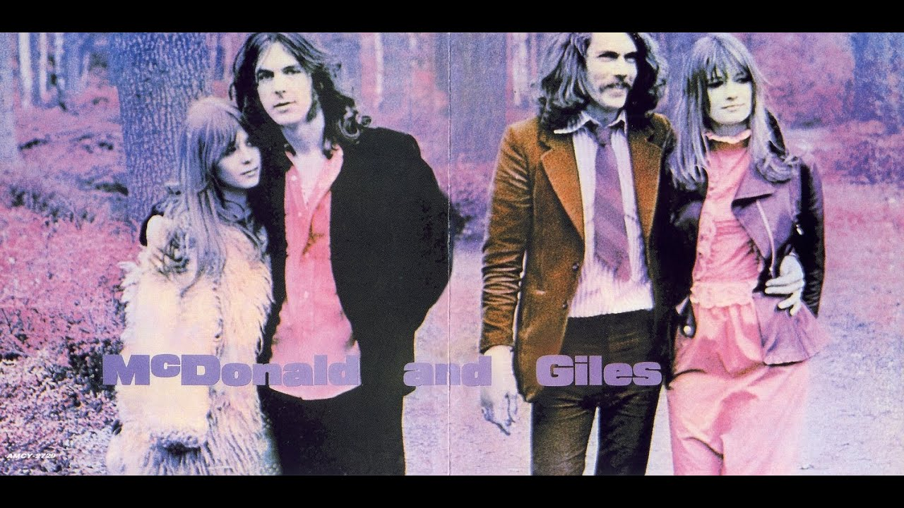McDonald and Giles - McDonald and Giles (Full Album 1971)