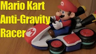 Mario Kart 8 Anti-Gravity R/C Racer Toy Review - Remote Control Transforming Car from Jakks Pacific