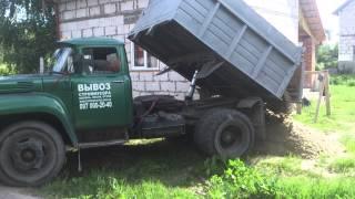 2014 Доставка песка на дачи метро Славутич(, 2014-07-29T09:50:37.000Z)