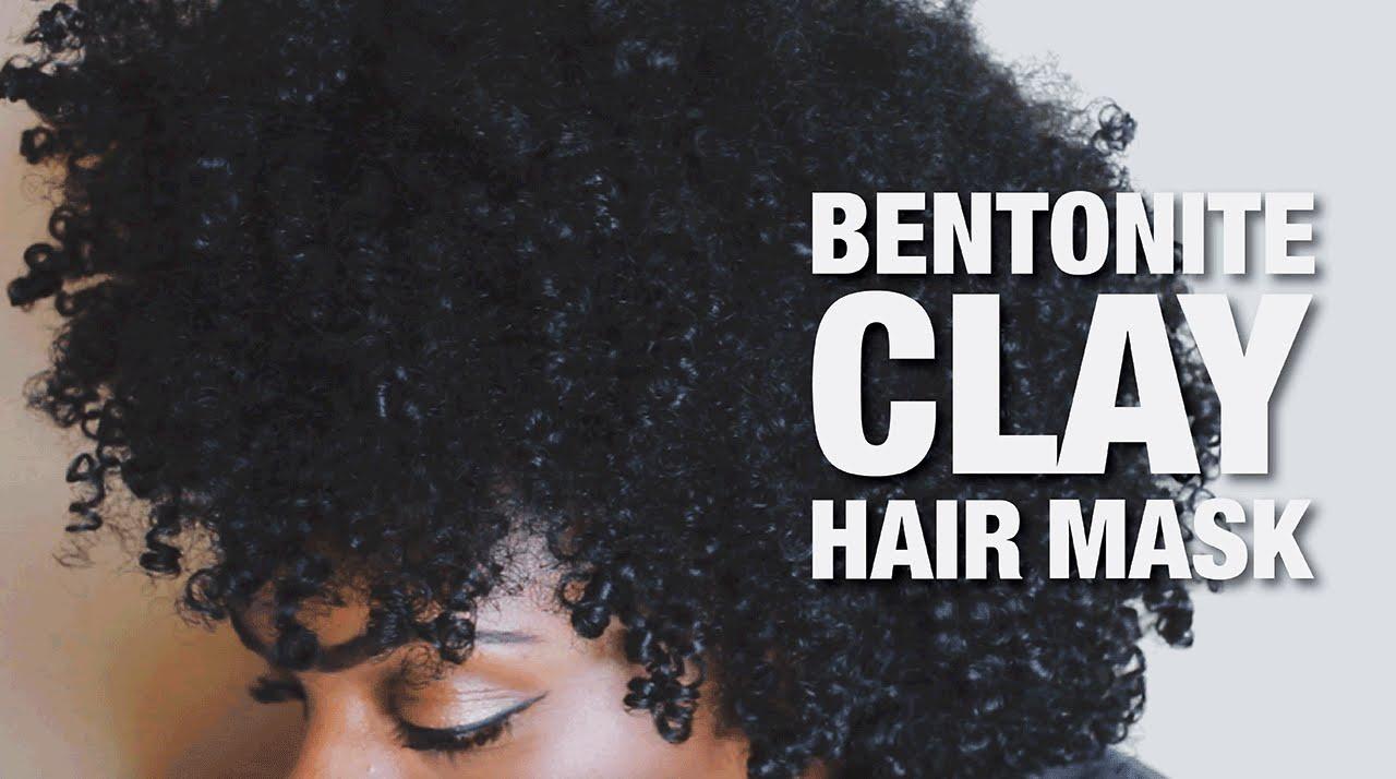 Bentonite Clay Treatment For Natural Hair