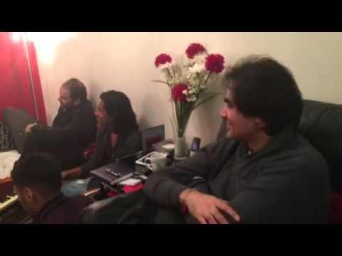 Ameer Shaukat Ali With Shahbaz Hussain Tabla