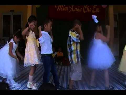 Mùa xuân của em 2015.Trường Mẫu Giáo xã Tập Sơn,Trà Vinh