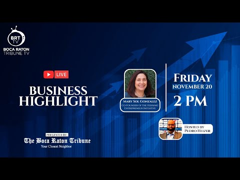 Business HighLights, November 20th