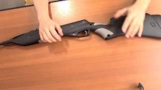 видео Пневматическая винтовка Baikal МР-512С-00, обн. дизайн (3Дж)