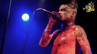 ▲Demented Are Go - Satan's rejects - Centrale Rock Pub (December 2015)