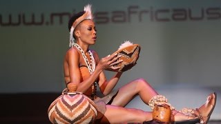 Miss Africa USA 2016 Traditional Girl Competition