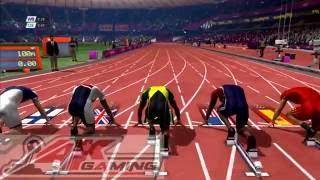 London 2012 Gameplay 100M