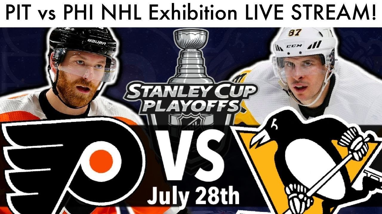 Penguins Vs Flyers Nhl Exhibition Game Live Stream 2020 Reaction Pit Phi Streams Talk Youtube