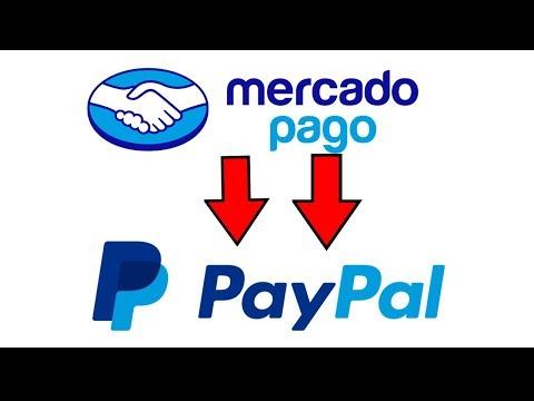 Como mover o dinheiro do MERCADO PAGO para o PAYPAL