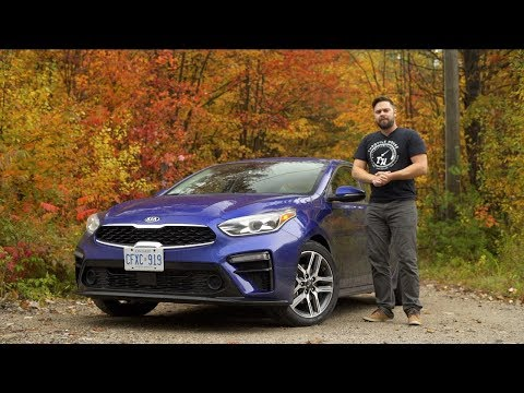 2019 Kia Forte Review- All New, All Good.