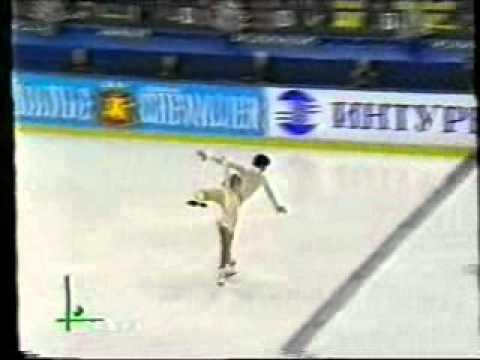 Elena Berezhnaya & Anton Sikharulidze - 2002 Russian Nationals LP - Meditation