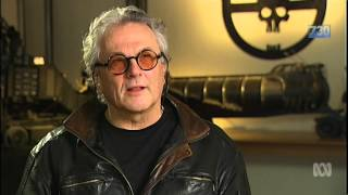 George Miller talks Mad Max Fury Road (7.30 Australia)