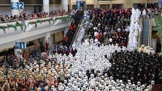 Spotkanie Fanów Star Wars w Orlando w 2017. Dzień 3
