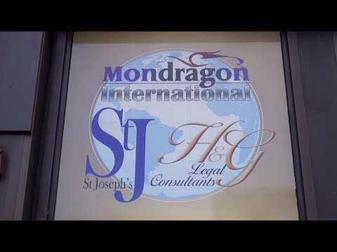Mondragon international Office of Harriet & George Legal Con