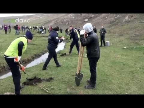 """Rezervația Țipova va fi mai pitorească datorită activiștilor de la """"EcoDava"""""""