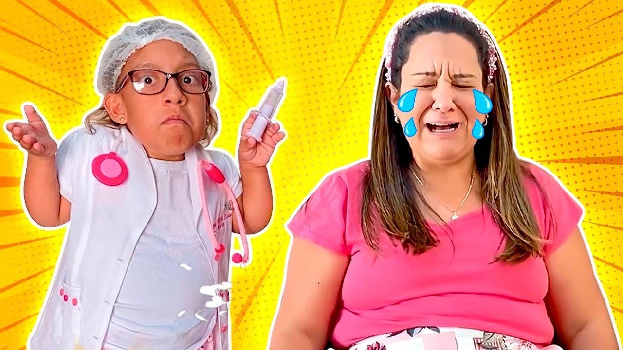Download Maria Clara e o Mistério do Dia Triste da Mamãe   Funny Story for Kids - MC Divertida