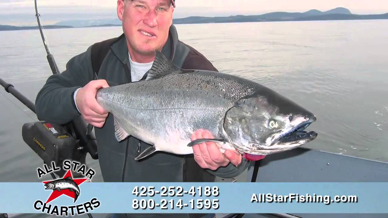 Fishing Charter Seattle, Seattle fishing charters washington