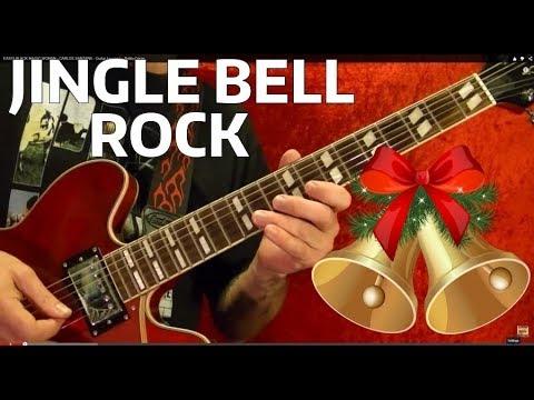 jingle bell rock guitar lesson